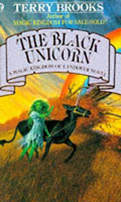 The Black Unicorn (Magic Kingdom of Landover #2) by Terry Brooks image