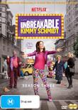 The Unbreakable Kimmy Schmidt Season Three on DVD