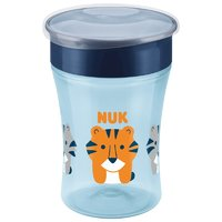 NUK: Evolution 360 Magic Cup 230ml - Blue