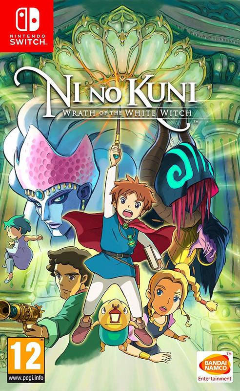 Ni no Kuni: Wrath of the White Witch for Switch
