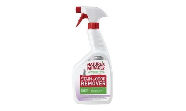 Nature's Miracle: JFC Stain and Odour Remover (946ml) - Lavender