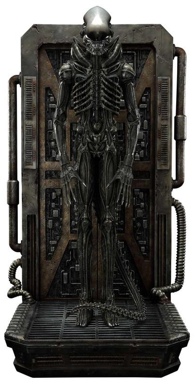 "Alien: Big Chap (Museum Art) - 35"" 3D Wall Art"