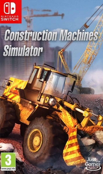 Construction Machines Simulator for Switch