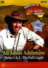 Russell Coight's All Aussie Adventures - Series 1 And 2 (2 Disc) on DVD