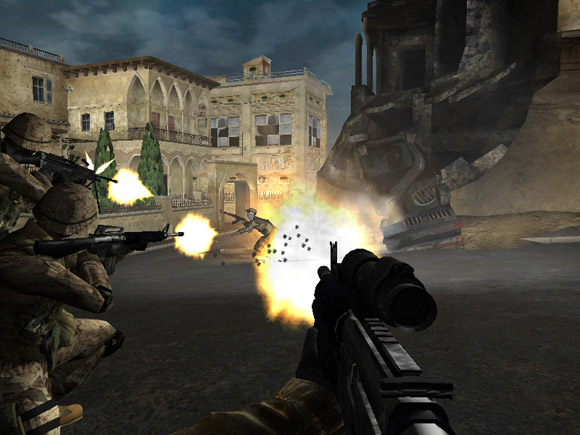 Close Combat: First to Fight for PC Games image