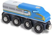 Wooden Magnet Diesel Engine (x6 Pack) - Melissa & Doug