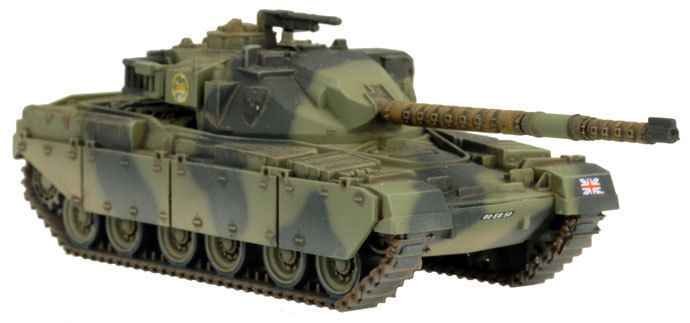 Flames of War: Team Yankee Charlie's Chieftains image