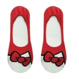 Hello Kitty: Ribbon Close-Up - Ladies Socks