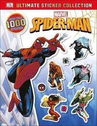 Marvel Spider-Man Ultimate Sticker Collection by DK