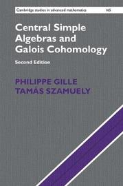 Cambridge Studies in Advanced Mathematics: Series Number 165 by Philippe Gille