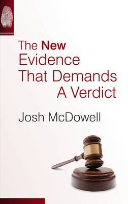 The New Evidence that Demands a Verdict by Josh McDowell image