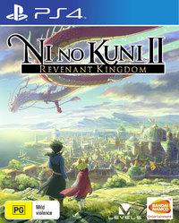 Ni no Kuni II: Revenant Kingdom for PS4 image