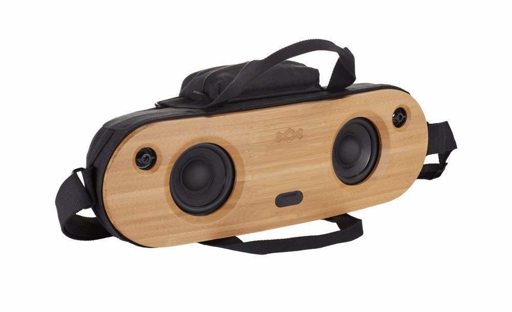 Marley: BOR 2 Bluetooth Speaker - Signature Black image