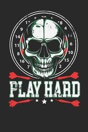 Play Hard by Sports & Hobbies Printing