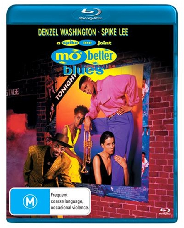 Mo Better Blues on Blu-ray