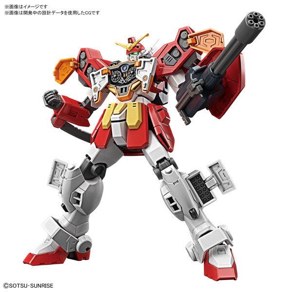 HGAC 1/144 Gundam Heavyarms - Model Kit