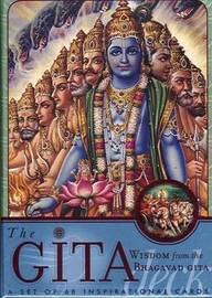 The Gita Deck: Wisdom from the Bhagavad Gita image
