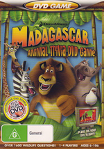 Madagascar Animal Trivia (Interactive DVD) on DVD