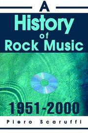 A History of Rock Music: 1951-2000 by Piero Scaruffi image