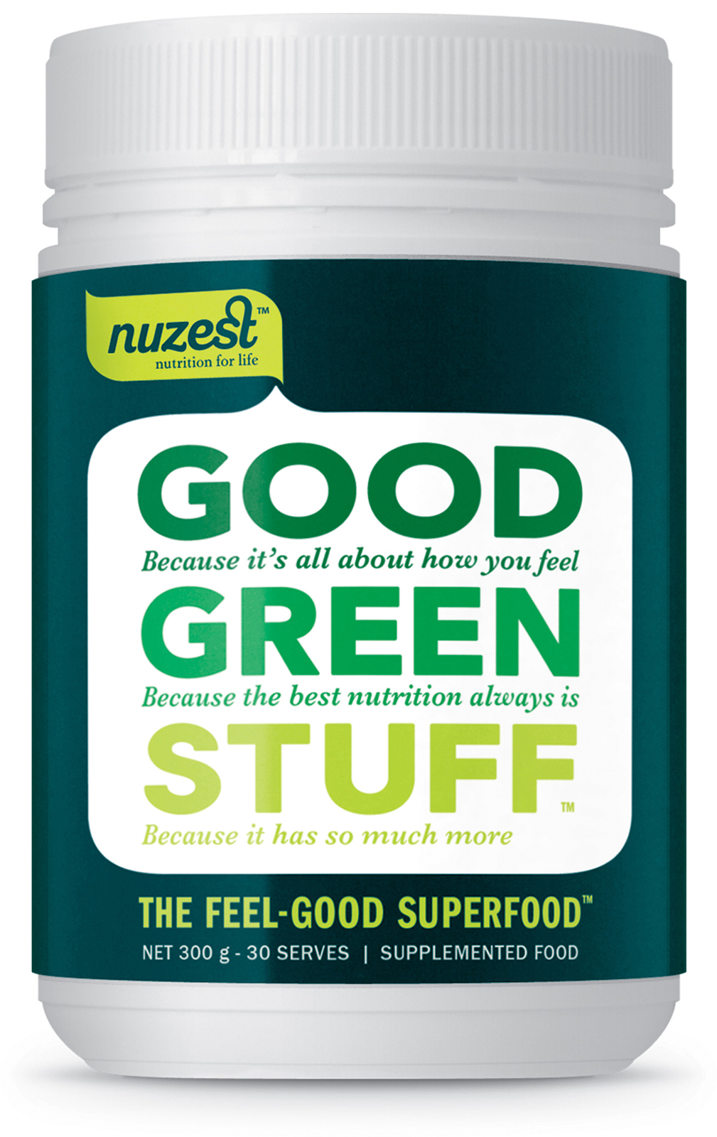 Good Green Stuff - 300g Jar image