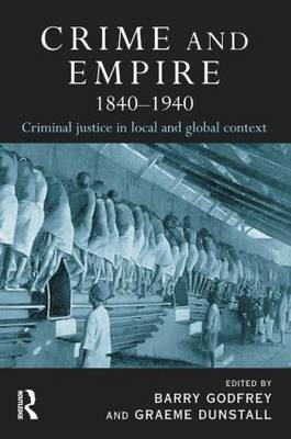 Crime and Empire 1840 - 1940 image