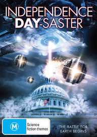 Independence Day-Saster on DVD