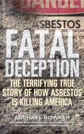 Fatal Deception by BOWKER M image