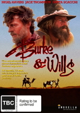 Burke and Wills DVD