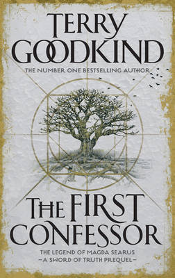 The First Confessor by Terry Goodkind image