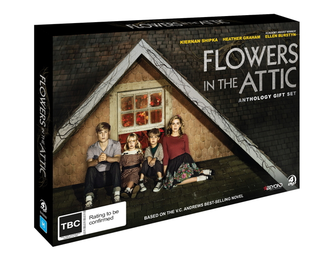 flowers in the attic anthology set dvd buy now at mighty ape nz. Black Bedroom Furniture Sets. Home Design Ideas