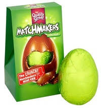 Nestle: Quality Street Match Mint Egg (162g)