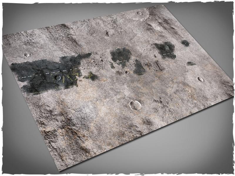 DeepCut Studio Warzone Neoprene Mat (6x4) image
