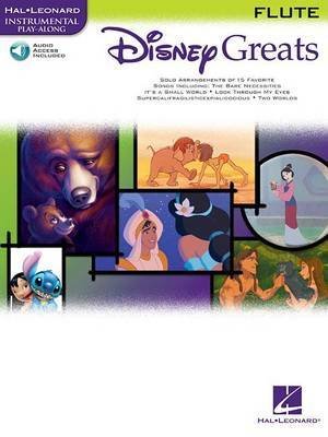 Disney Greats: Flute