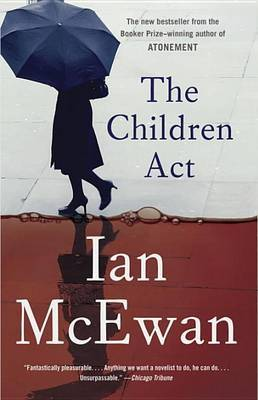 The Children Act by Ian McEwan image