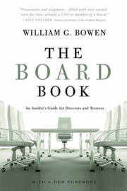 The Board Book by William G. Bowen