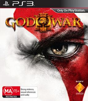 God of War III (Platinum) for PS3 image