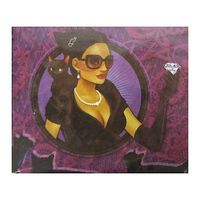 DC Comics Bombshells Catwoman Mighty Wallet