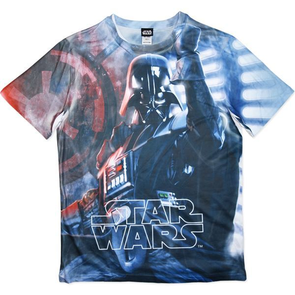Star Wars Darth Vader Sublimation T-Shirt (Medium)
