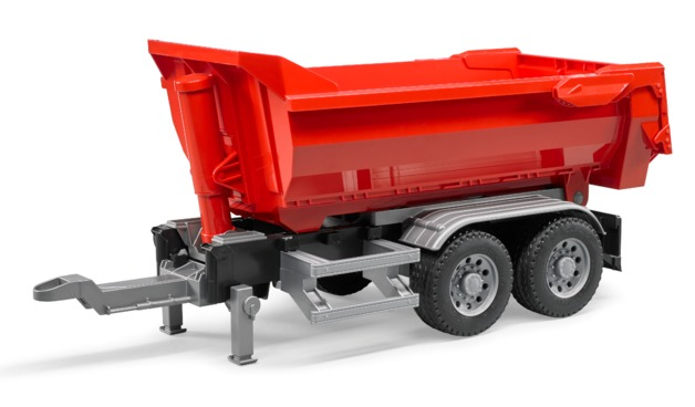 Bruder: Halfpipe Trailer for Trucks