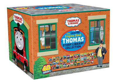 Thomas Story Library Collection: 40-book set by Thomas & Friends image