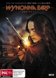 Wynonna Earp - Series 1 on DVD