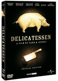 Delicatessen - Special Edition on DVD image