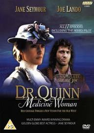 Dr Quinn, Medicine Woman - The Complete Season 1 (5 Disc Set) on DVD image