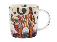 Maxwell & Williams - Smile Style Mug Tabby (370ml)