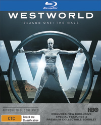 Westworld - Season One on Blu-ray image