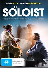 The Soloist on DVD