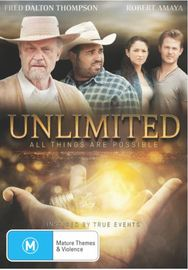 Unlimited on DVD