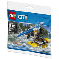 LEGO: City – Police Water Plane (30359)