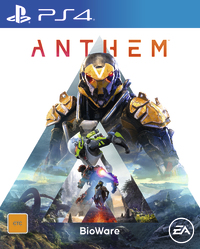 Anthem for PS4