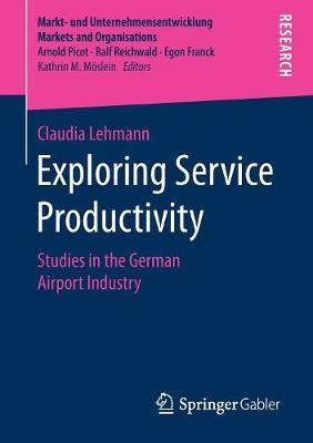 Exploring Service Productivity by Claudia Lehmann image